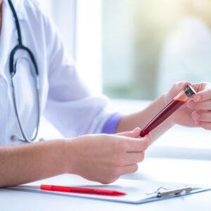 Badania przeciwciał koronawirusa w Medyk Bełchatów
